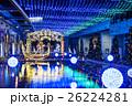 東京ドームシティ 夜景 イルミネーションの写真 26224281