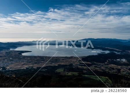 猪苗代湖 26228560