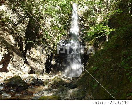 秋の百尋ノ滝 26237116