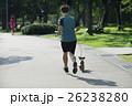 ジョグ ジョギング 駆ける 26238280