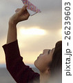 東北を観光する女性 26239603