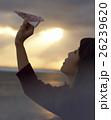 東北を観光する女性 26239620