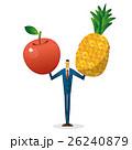 りんごとパイナップル【細人間・シリーズ】 26240879