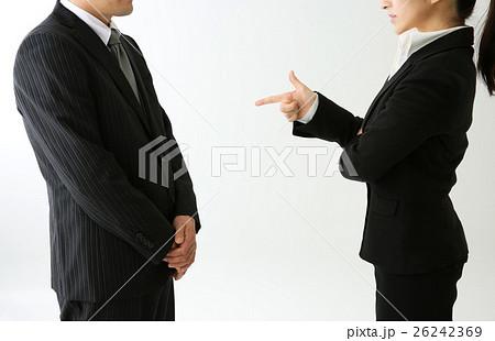 説教されるビジネスマン 26242369