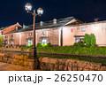 小樽運河の夜景 26250470