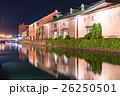 小樽運河の夜景 26250501