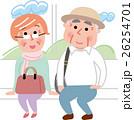 旅 旅行 人物のイラスト 26254701