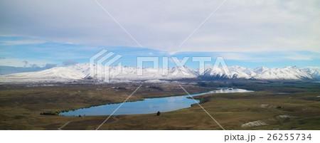 ニュージーランド 湖 26255734