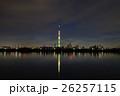 東京スカイツリー シャンパンツリー ライトアップの写真 26257115