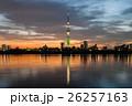 東京スカイツリー シャンパンツリー ライトアップの写真 26257163