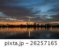 東京スカイツリー シャンパンツリー ライトアップの写真 26257165