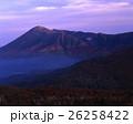八幡平 岩手山 夕方の写真 26258422