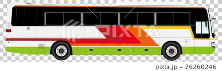 観光バス 26260246