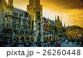 View on the main town hall in Munich, Germany 26260448