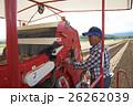 人物 男性 農業の写真 26262039
