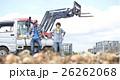 農業体験をする若者 26262068