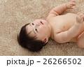 赤ちゃん 乳児 人物の写真 26266502