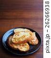 バケットパンでフレンチトースト(プレーン) 26266938