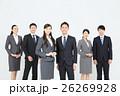 ビジネスマン ビジネスウーマン 仲間の写真 26269928