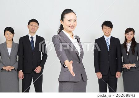 ビジネス 大人数 イメージ 26269943