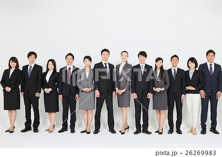 ビジネス 大人数 イメージ 26269983