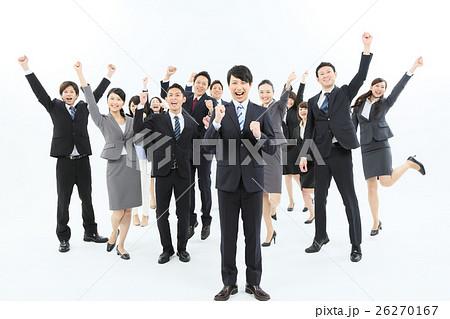 ビジネス 大人数 イメージ 26270167