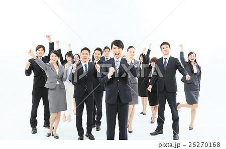 ビジネス 大人数 イメージ 26270168