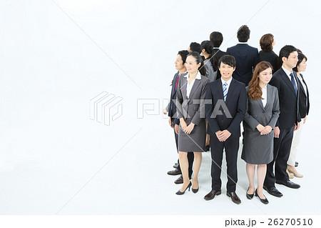 ビジネス 大人数 イメージ 26270510