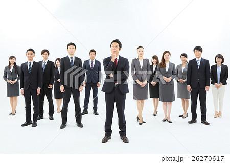 ビジネス 大人数 イメージ 26270617