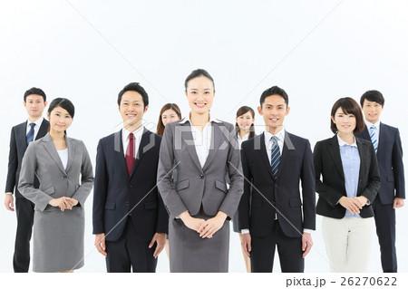 ビジネス 大人数 イメージ 26270622