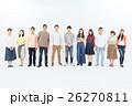 大人数 男性 女性の写真 26270811