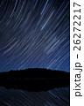 奇跡の絶景 星映す神秘の池 26272217