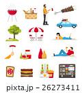 食 料理 食べ物のイラスト 26273411