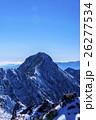 八ヶ岳山頂の赤岳 26277534