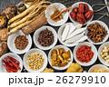 朝鮮人参と漢方 薬膳 健康食 Chinese medicine and ginseng 26279910