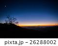 しらびそ高原からの夕暮れ 26288002