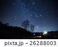 冬の星座を見上げて 26288003