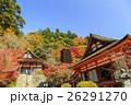 談山神社 紅葉 秋の写真 26291270