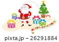 ベクター クリスマス サンタクロースのイラスト 26291884