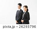 人物 男女 スーツの写真 26293796
