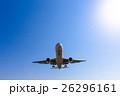 飛行機 フライト ジェット機の写真 26296161