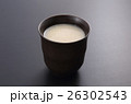 甘酒 湯呑み ホットドリンクの写真 26302543