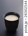 甘酒 湯呑み ホットドリンクの写真 26302544