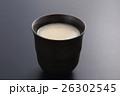 甘酒 湯呑み ホットドリンクの写真 26302545