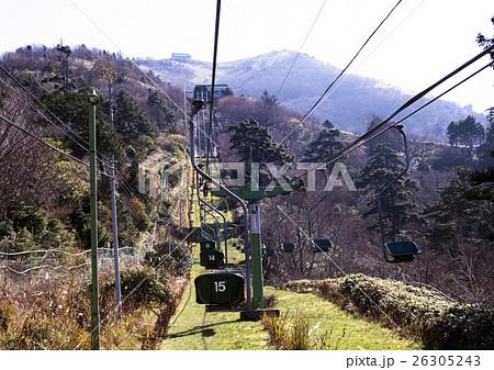 登山リフト風景 26305243