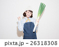 農業 女性 26318308