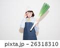 農業 女性 26318310