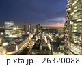 新宿駅 新宿 夜景の写真 26320088