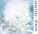 クリスマス バックグラウンド 背景のイラスト 26324940