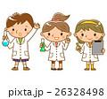 白衣姿の子供 26328498